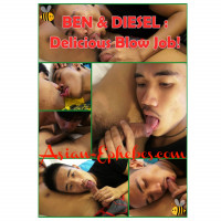 AE 104 – Ben & Diesel – Delicious Blow Job HD