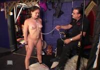 Slavegirls Electric Chastity Play Strap