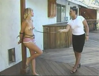 NuWest – Breast Whipping 1