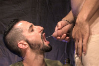 FetishF – Piss Army, Scene 01 – Steve Stavrou And Tommy Defendi