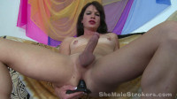 Gina Hart My Hot Tranny Cock Is All For You (2013)