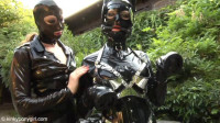 Ponygirl Cynth And Mistress Anna Rose – Scene 1