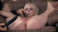Bondage, Spanking, Hogtie And Torture For Sexy Blonde Part 2