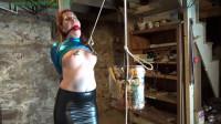 HunterSlair – Gmoras – Nipple Clamp Torment In The Hunter's Basement