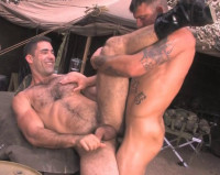 Amateur Muscle Recruits Fucked By Uncut Dicks