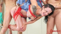 Tay Vanity And Kenzie Green Whore Wash Part Two Extreme Painal 1080p (2015)