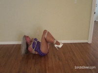 Buxom MOTHER ID LIKE TO FUCK In A Mini-Dress Endures Brutal Open-Mouth Duct Tape Gagging