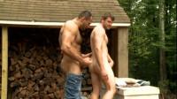 Splittin' Wood – Angyl Valentino And Arpad Miklos – 720p