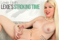 Lexie Beth Lexies Stroking Time