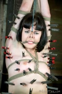 HardTied – Fun With Rope – Coral Aorta, Cyd Black – May 1, 2013
