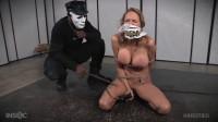 Busty Slave Rain Degrey Punished Hard