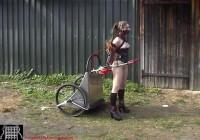 Trainee Pony Girl Part One