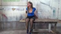 HunterSlair – Angel Rose – Curvy Milf Cruelly Hogcuffed