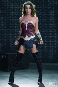 Chanel Santini – Wonder Woman A XXX Trans Parody FullHD 1080p