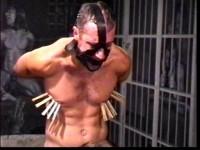 Slave Boy Michael Knight Experiences Bondage, Hard Ass Whipping