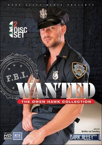 Wanted – The Owen Hawk Collection  (Matthias Von Fistenberg, Dark Alley Media) Disc 1
