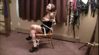 Brendasbound Exotic Dancer Tied For The First Time