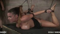 Sexy Girl Bondage And Rough Sex Experience