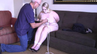 He Had Me Tied Up Naked And Gagged With Panties