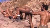 Arabian Men In Hardcore Fisting