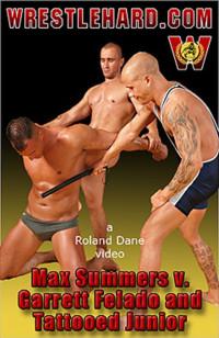 WrestleHard – Max Summers V Garrett Felado & Tatooed Junior Part 1