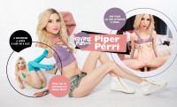 Having Fun With Piper Perri