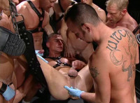 Fetish Group Sex With Fisting & Butt Play