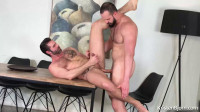 KristenBjorn Behind The Scenes – Sexy To Trot – Andy Onassis & Dani Robles