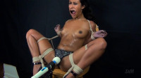 Tight Tying, Domination And Torment For Very Lewd Slavegirl Full HD 1080p