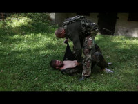 GayWarGames – Wrong Place To Set A Fire – Part 1