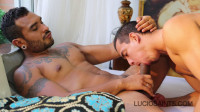 LucioSaints  Urban Sex Part TWO – Miguel Reyes And Lucio Saints