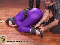 Servant 62 Unbending Cuffed And Dragged