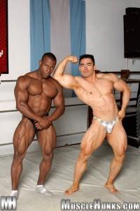MuscleHunks – Orso Orfeo And Manuel Melia