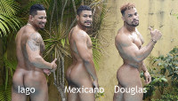 Iago, Mexicano And Douglas – Verao Na Piscina