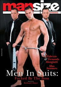 Mansize By Private – Men In Suits – Fucked By The Boss (2010)