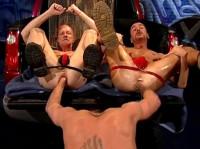 Amazing Fisting For Handy Men