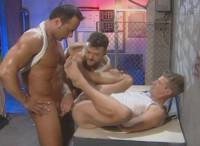Mature Men In Hardcore Orgy