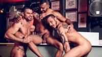 Antonio Miracle, Mario Domenech And Xavi Duran (Bareback)