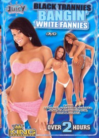 (Juicy Entertainment) Black Trannies Bangin White Fannies Scene 1