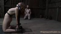 Captive Barn Trials  Dixon Mason, Hazel Hypnotic