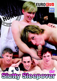 Well Hung Slutty Sleepover – Dylan, Jamie, Anthony
