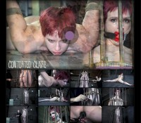 Realtimebondage – May 19, 2012 – Contorted Claire 2 – Claire Adams