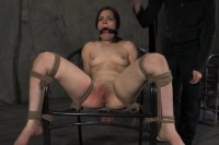 Cumface Juliette March Elise Graves