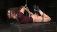Sexy Girl Jodi Taylor Brutal Hogtie With Multiple Orgasms Drooling Deepthroat (2015)