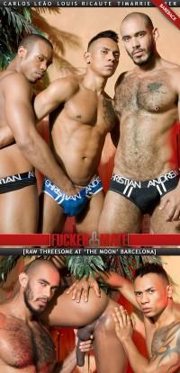 FuckerMate – Carlos Leao, Louis Ricaute & Timarrie Baker