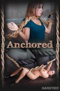 HardTied Brooke Bliss Anchored