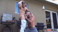 Mario Cruz & Alessio Romero – Breeding Alessio's Cumhole
