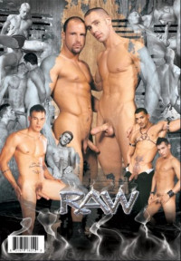 Raw (Rock Hard Cock) – Rick Gonzales, Jack Ryan, Kent Larson