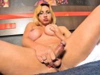 Hot And Curvy TS Michelle Pimenta