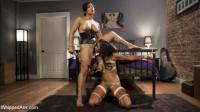 Noisy Neighbor – Conflict Turned Kinky Lesbian Sex
